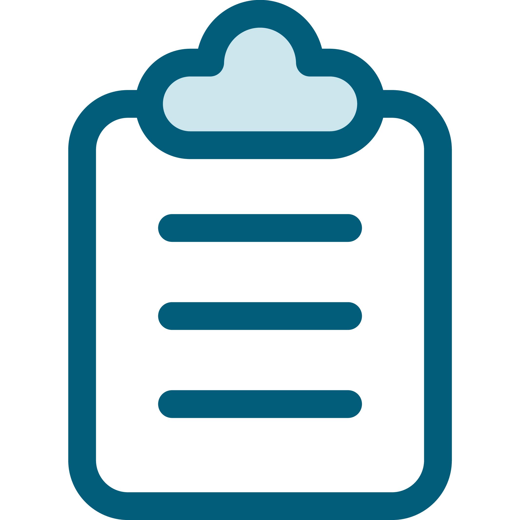 premier wealth Advisory services clipboard